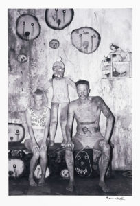 Roger Ballen - Spooky Eyes - digital photograph