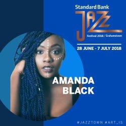 Standard Bank Jazz Festival 2018 - Amanda Black