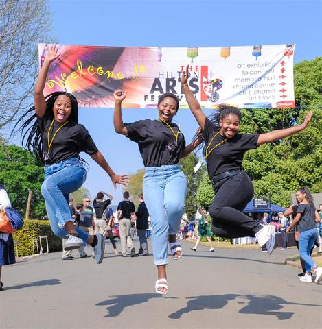Hilton Arts Festival stages Jongosi Youth Program
