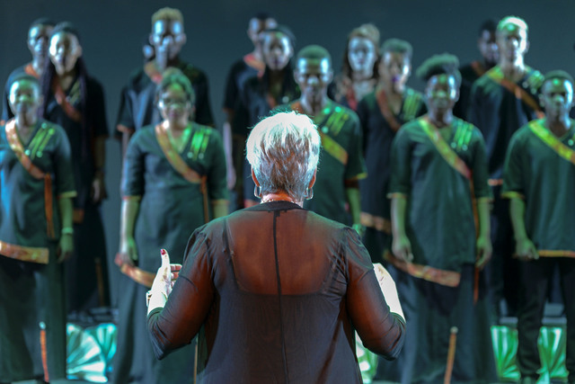 UJ Choir - © Suzy Bernstein