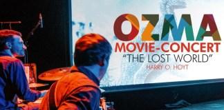 OZMA movie-concert melds jazz and adventure