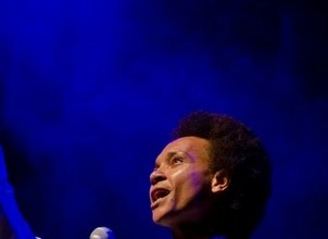Poetry meets painting at Soweto Theatre