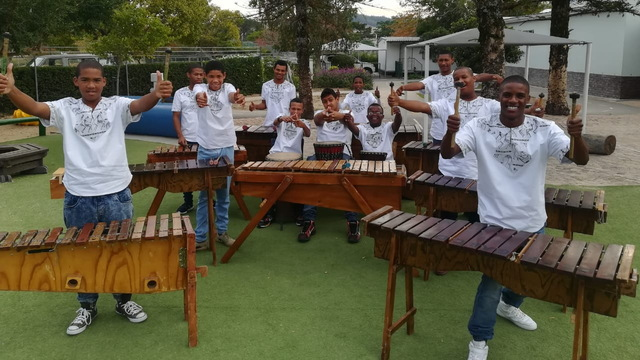 After School Project Marimba Band