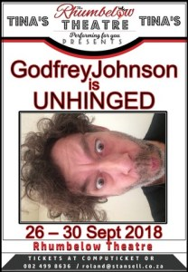Godfrey Johnson is 'Unhinged'