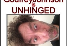 Godfrey Johnson is 'Unhinged'