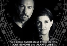 A new musical, Couch and a Piano, starring Cat Simoni and Alan Glass.