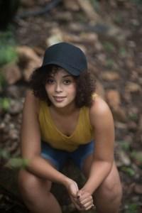 Carla Classen as Nixie in Stroomop