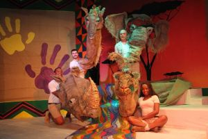 Our Stories Our Africa at The People's Theatre