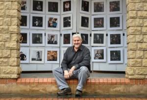 Harry Lock exhibits at the Hilton Arts Festival