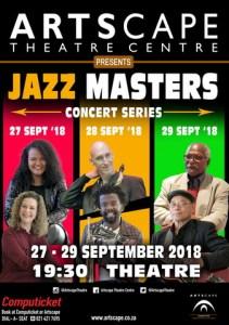 Artscape Jazz Masters Concert Series 2018