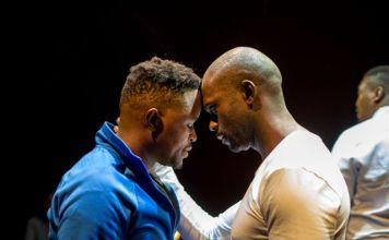 Romeo's Passion: Thabiso Manemene + July Zuma © Suzy Bernstein