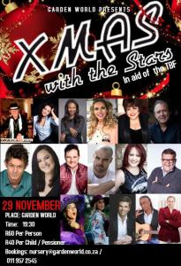 Xmas with the Stars Poster