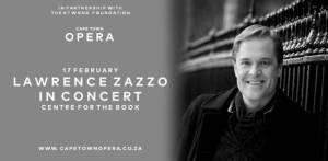 Lawrence Zazzo in Concert