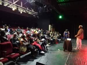 VAYA Screening at the Africa Human Rights Film Festival (AHRFF)