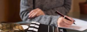 Want to see your name in lights? All About Writing launches its first Screenwriting Course in 2019