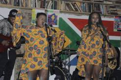Poetic Thursdays wraps up Africa Month this week