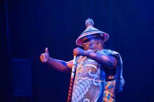 Mbuso Khoza and the Afrikan Heritage Ensemble