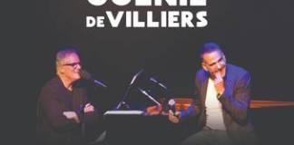 Andr Schwartz and Coenie de Villiers together