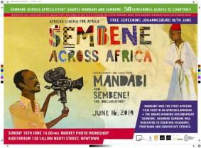 Sembene Across Africa – screening in Joburg