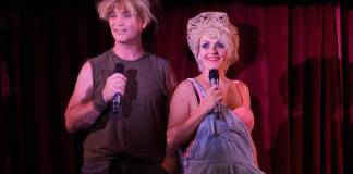 Artslink.co.za - Bloopers - join Aaron and Lisa at the Sneddon