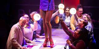 Runaway hit Kinky Boots extends at Fugard Theatre