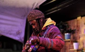 Monthly poetry showcases at Soweto theatre