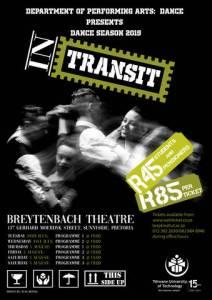 TUT Dance Season - In Transit