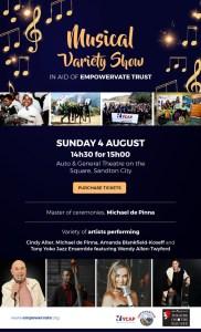 Empowervate Trust Variety Show