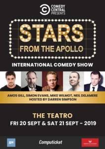Stars from The Apollo - Joburg 2019