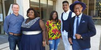 Ubuntu Opera Company - Arthur Swan, Charlotte Mhlongo, Linda Nteleza, Reuben Mbonambi and Thando Mjandana