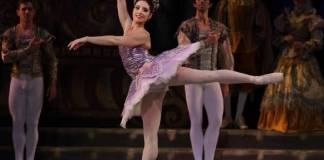 Cape Town City Ballet in Sleeping Beauty at Masque