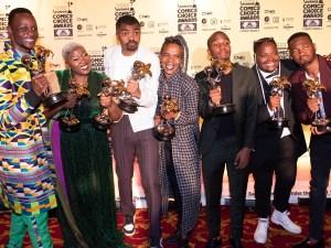 Comics' Choice Award Winners 2019