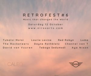 RETROFEST#6 - Artists