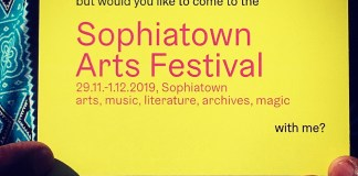 Sophiatown Arts Festival