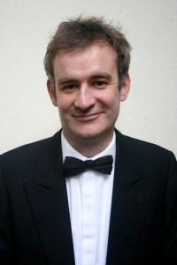 Luke Bond, organist to Queen Elizabeth
