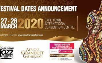 21st Cape Town International Jazz Festival (CTIJF) Festival Dates Announced