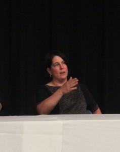 Bethany on Panel 1