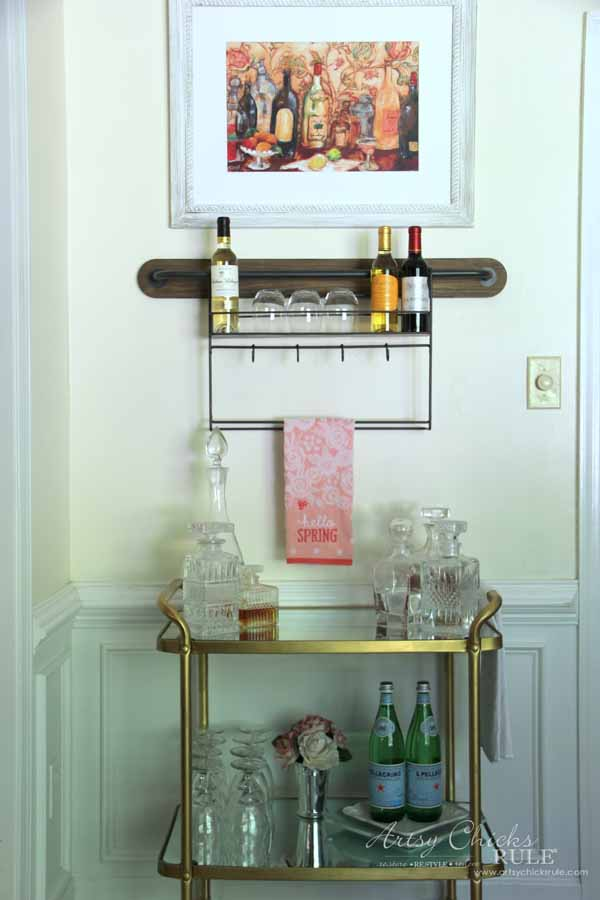 G Shape Wooden Rack Design Decor Ideas Come With Glamorous Display Shelf And Unique
