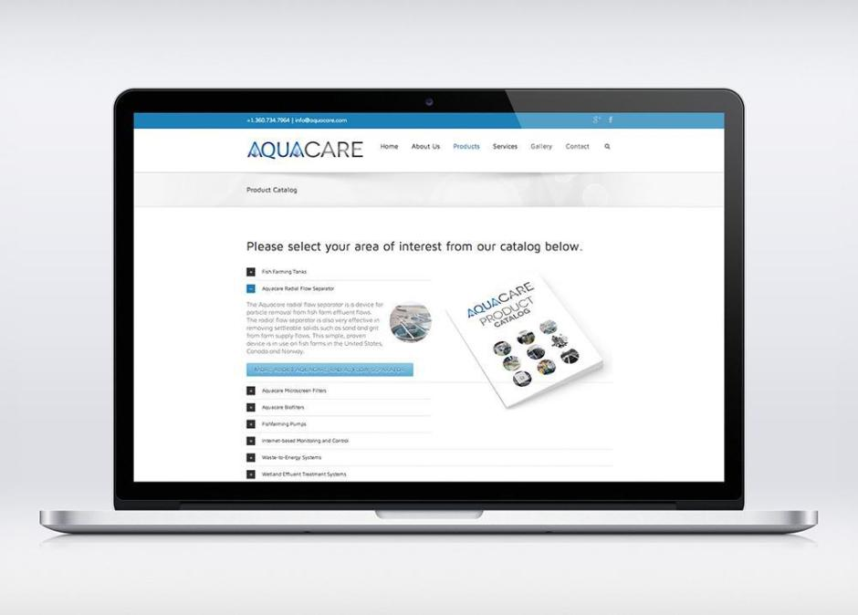 AquaCare UI Design