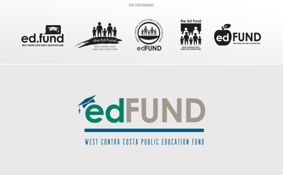 Edfund Logo Redesign