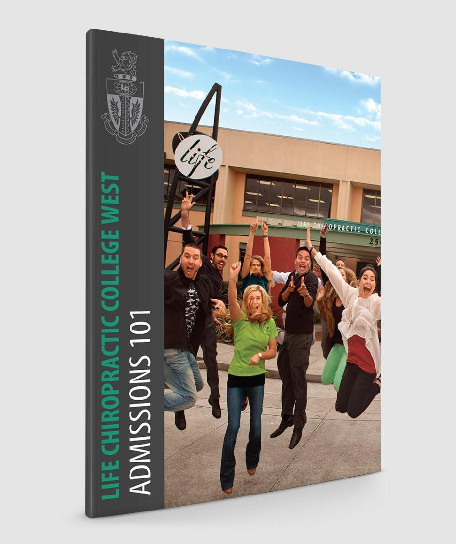 Admissions Booklet Design