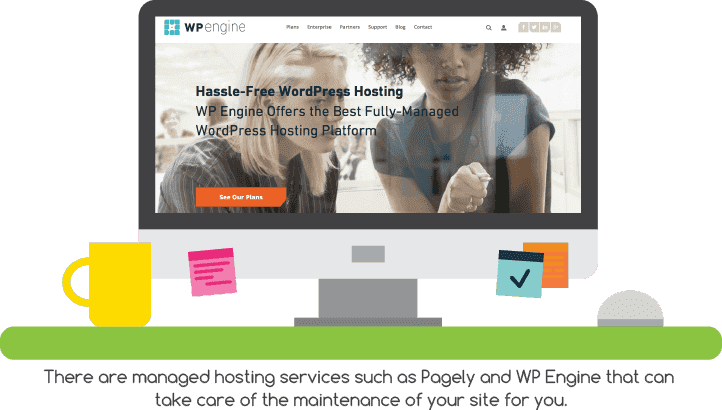 WP engine