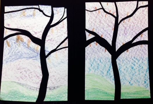 Negative Space Trees