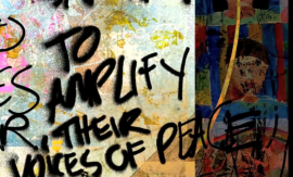 amplify voices of peace - art therapy