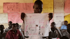 child art therapy uganda sharing3