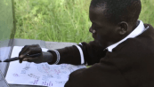 digital art therapy in Uganda, Africa - 10