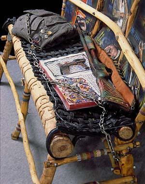 Bench for Mr Semikaze