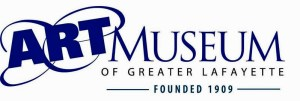 art museum of greater lafayette logo
