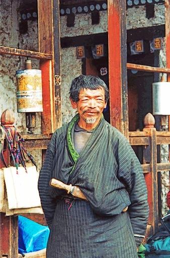 """Happiness-Bhutan"" by Yale Epstein."