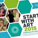 start with art 2015 logo